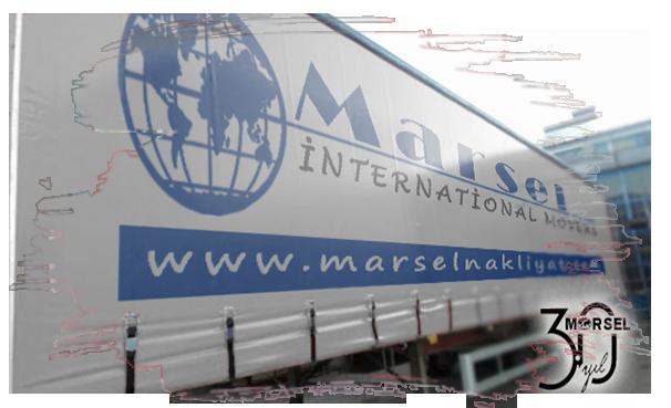 Marsel uluslararası taşıma