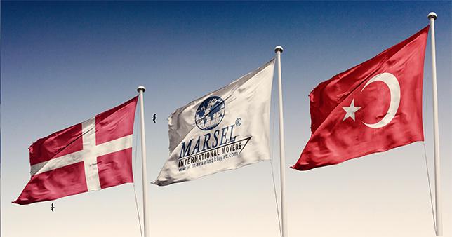 Danimarka nakliyat.